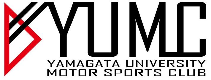 山形大学 自動車部 Logo